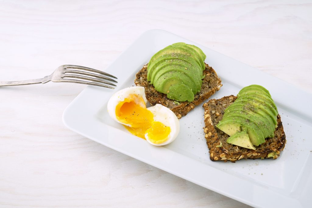 food with magnesium helps you sleep better